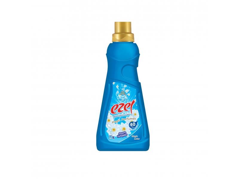 EZEL Premium Çamaşır Yumuşatıcı Büyülü Parfüm Lotus Çiçeği 1 Lt