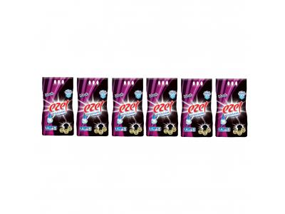 Ezel Black Toz Çamaşır Deterjanı 6 adet 1.5 KG