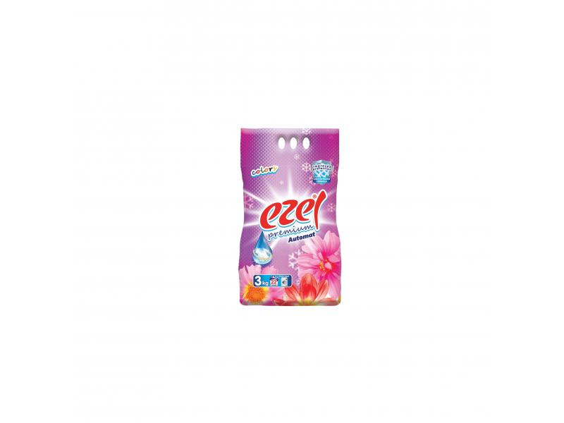 Ezel Premium Renkliler İçin Toz Çamaşır Deterjanı 3 KG
