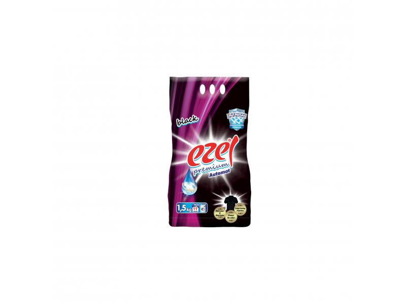 Ezel Black Toz Çamaşır Deterjanı 1.5 KG